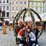 Lustrumreis naar Praag