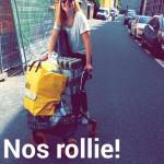 Nos Rollie!